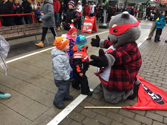 Family festivities for the Ottawa Redblacks