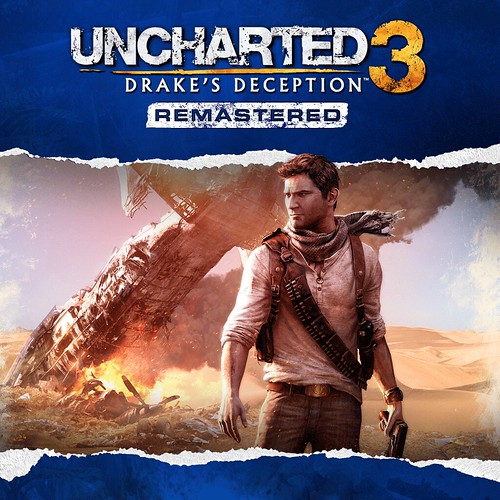Uncharted: Drake's Deception Remastered