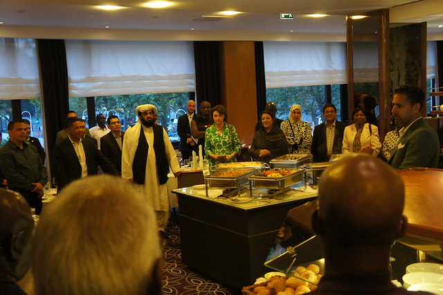 Informal Reception | Berlin 2016 Summit on FoRB