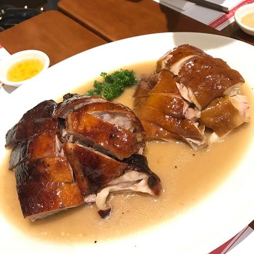 Kam's Roast - Roast Duck & Soya Chicken