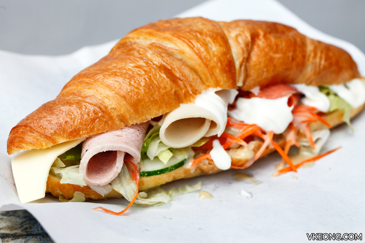 Sandwich Express Special S.E.S Ipoh