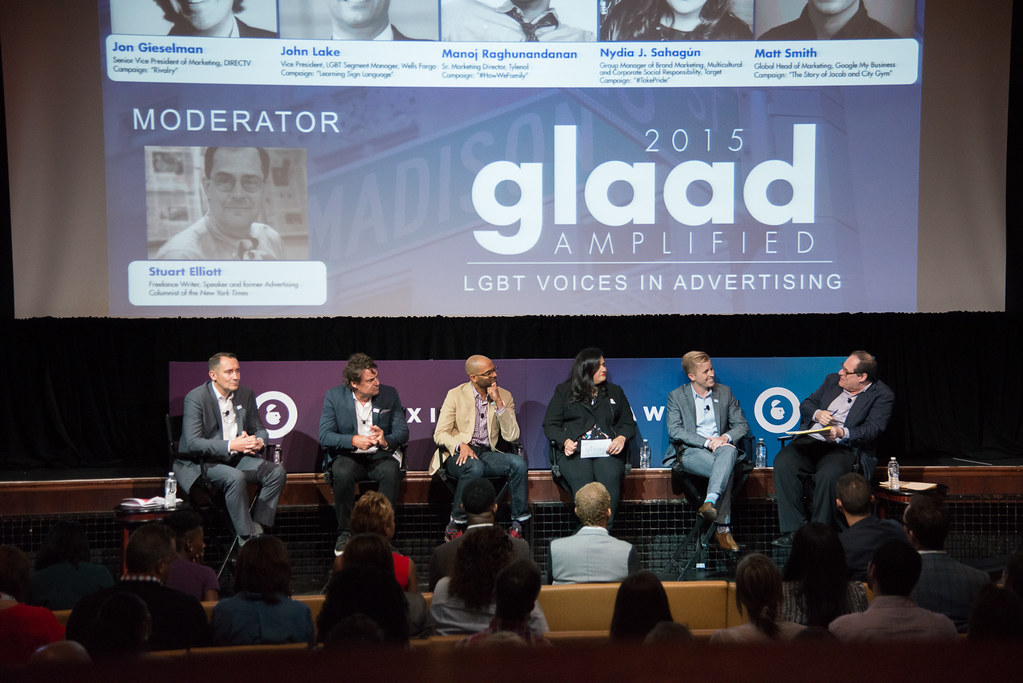 GLAAD Amplified