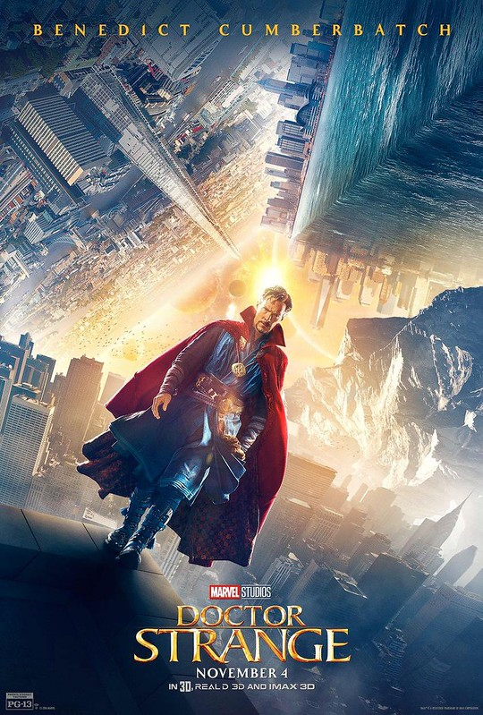 Doctor Strange - Poster 5