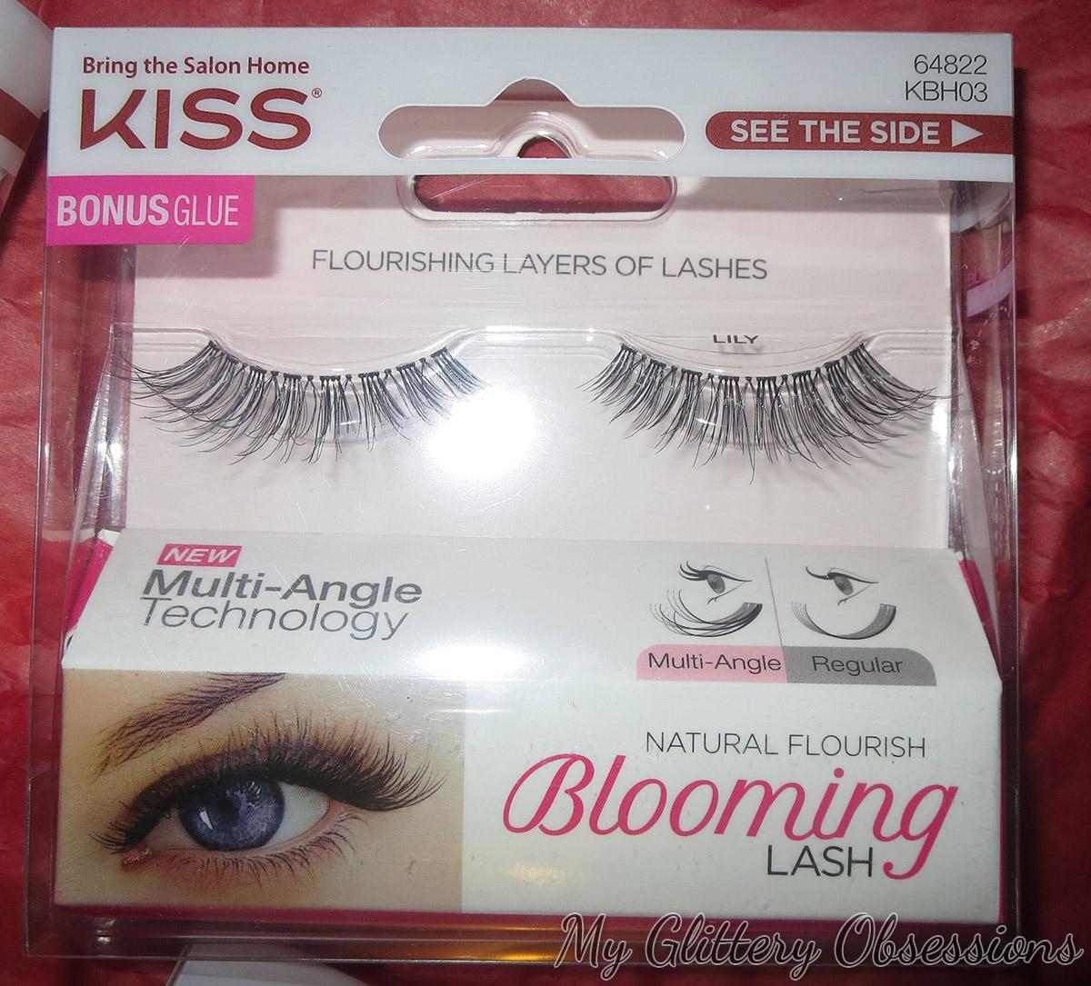 kiss lash lily