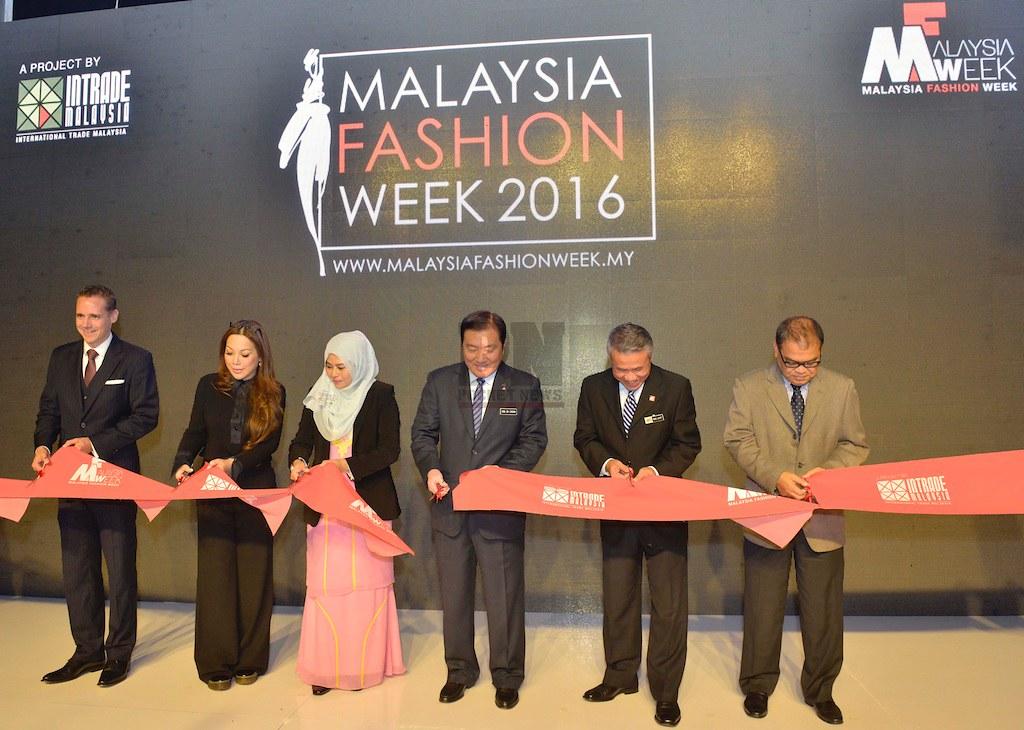 Malaysia Fashion Week 2016 Opening Ceremony (2 November 2016)