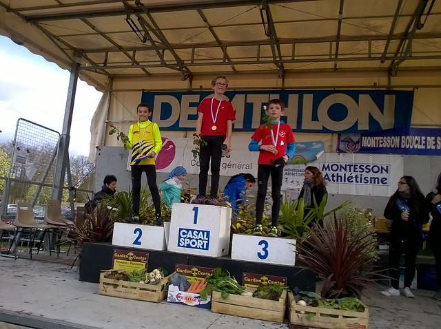 PLMC Athlétisme - Cross de Montesson 2016