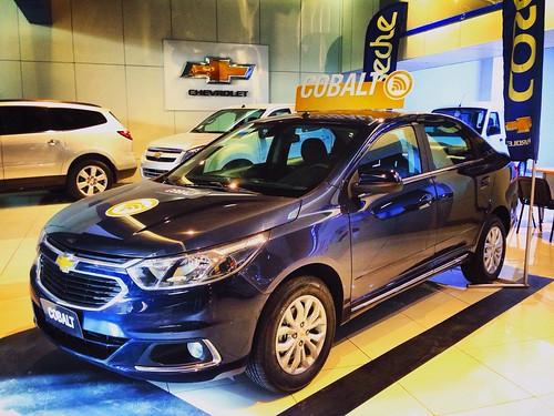 Chevrolet Cobalt - Santiago, Chile