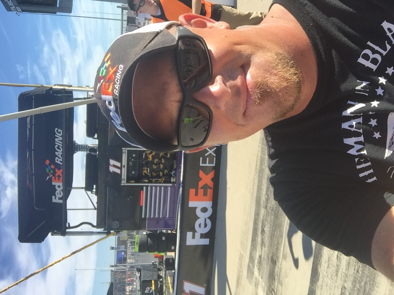 2016 Chicagoland NASCAR Weekend Fan Photos