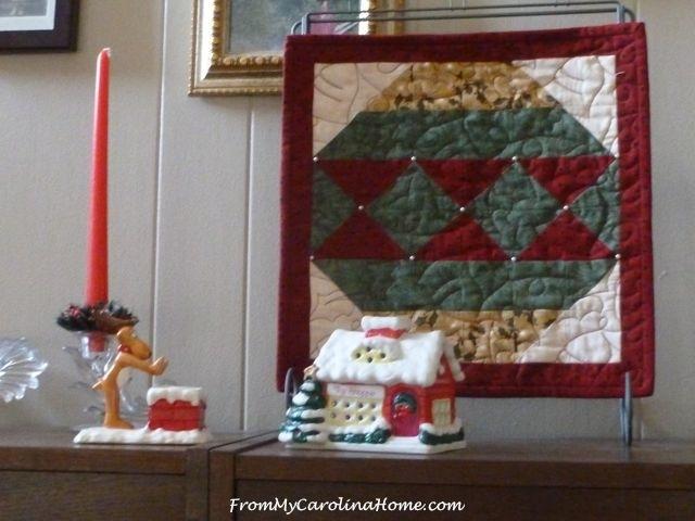 Christmas Decorating ~ From My Carolina Home