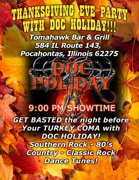 Doc Holiday 11-23-16