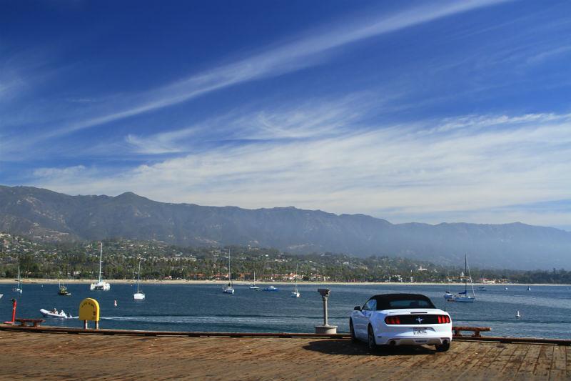 Playas de Santa Barbara, California