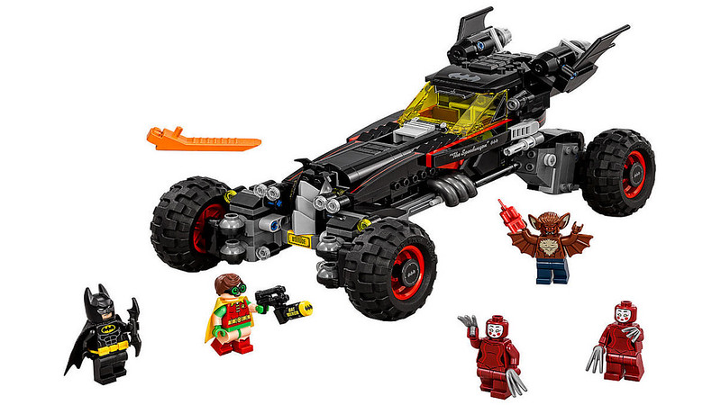 The LEGO Batman Movie - The Batmobile (70905)