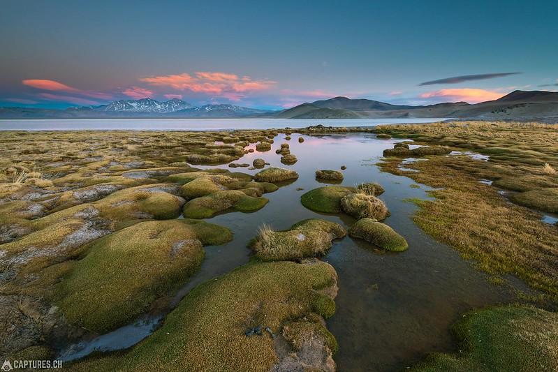 Dusk - Laguna Santa Rosa