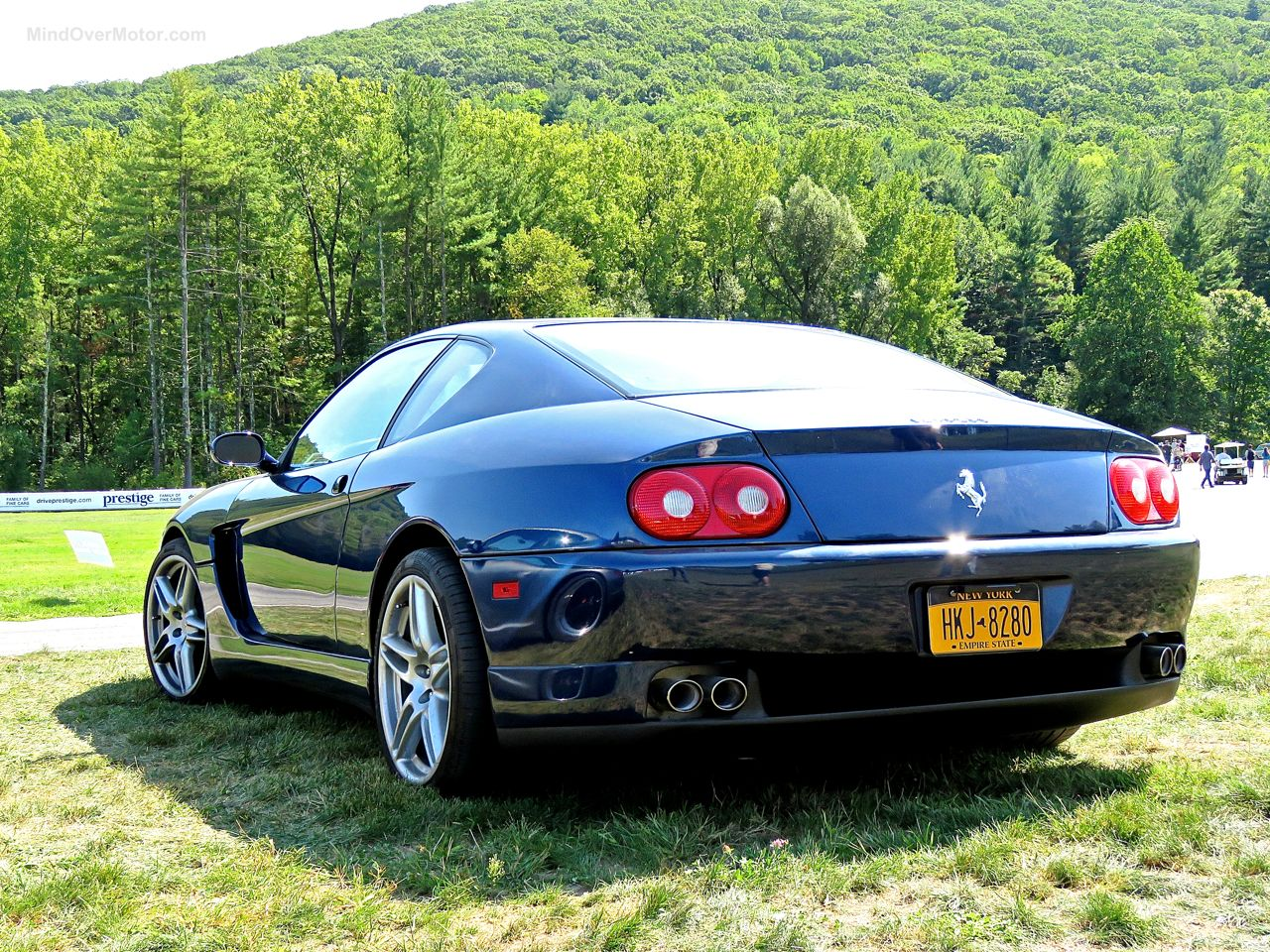 Ferrari 456M GT Lime Rock 6
