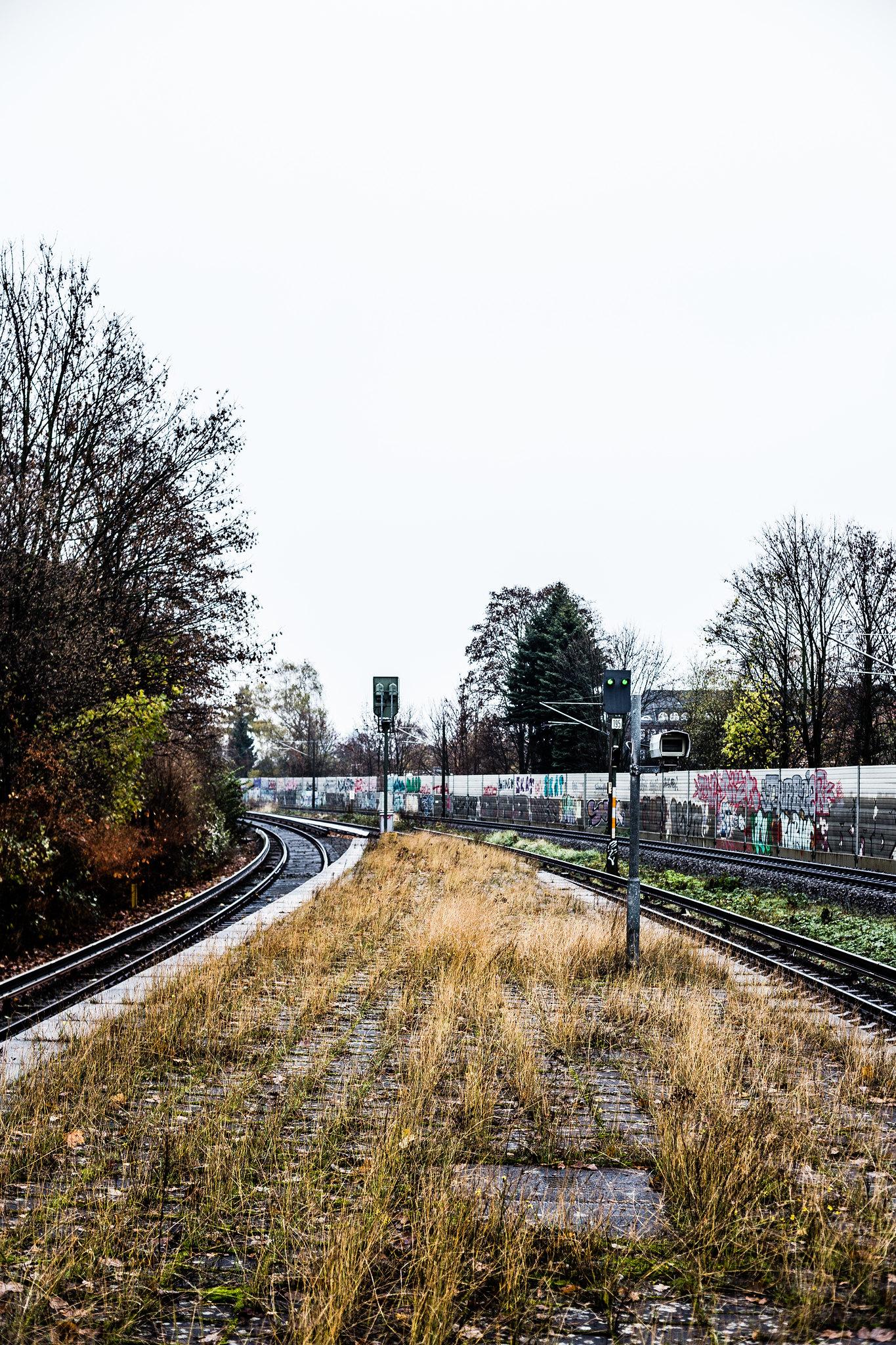 friedrichsberg station II // hamburg