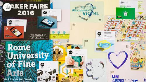 I progetti RUFA alla Maker Faire 2016