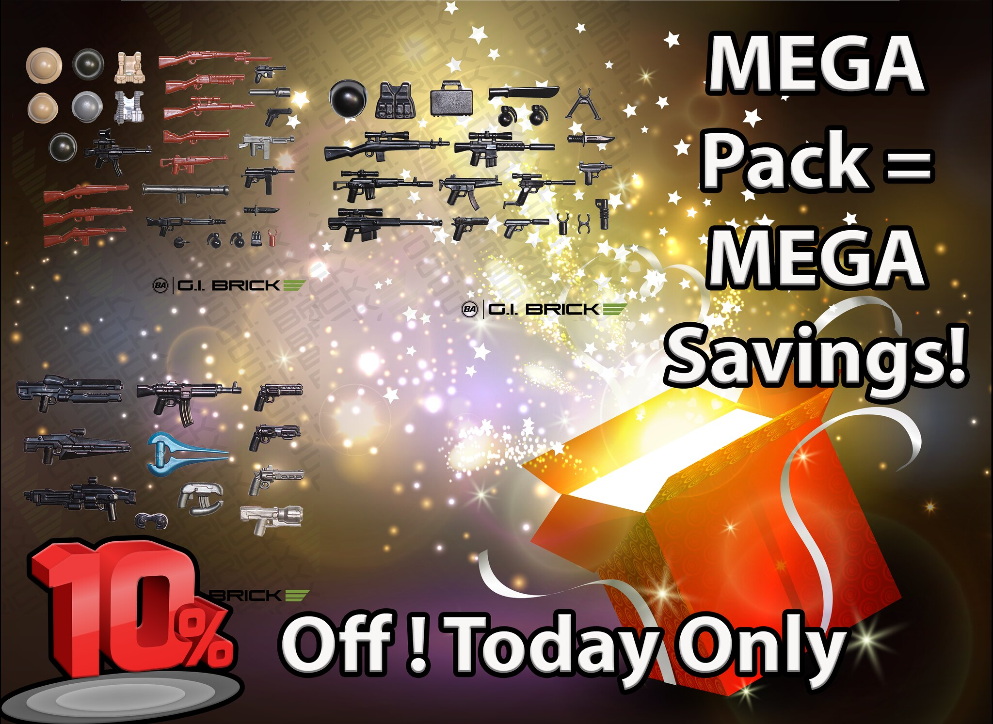 MEGA PACK SALE for Cyber Monday!!!