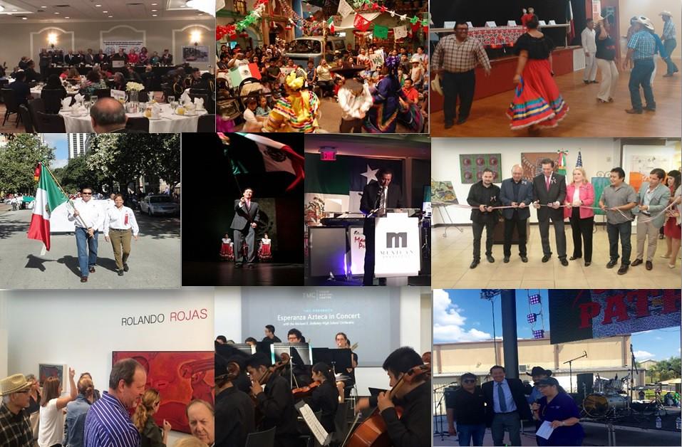Actividades conmemorativas del CCVI Aniversario de la Independencia Nacional