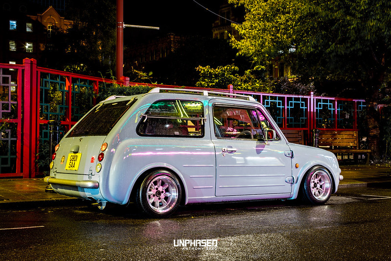 Unphased Feature Car - Sam's Pao