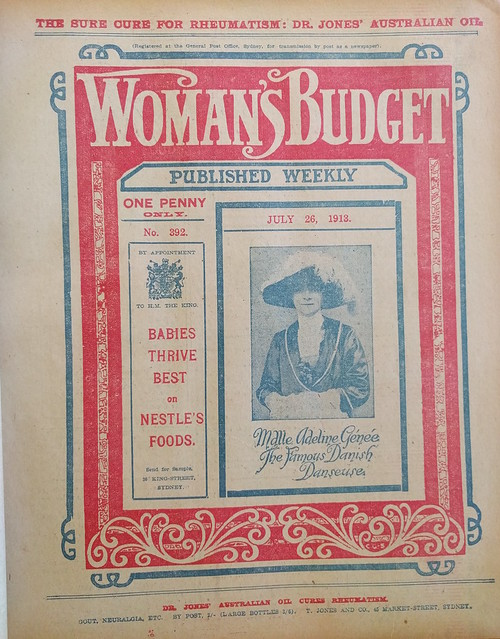 Women's Budget Magazine