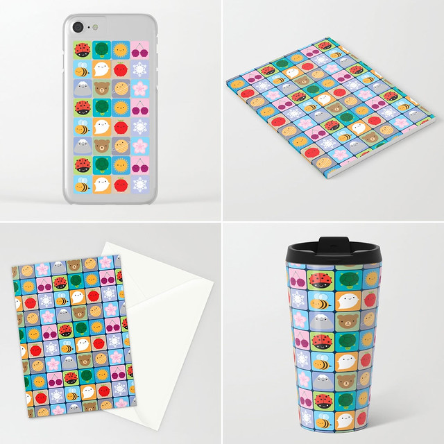 New Society6 products
