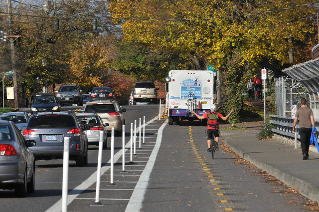 New bikeway on NE 21st Avenue-1.jpg