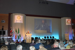 Rotary District Conference 2012