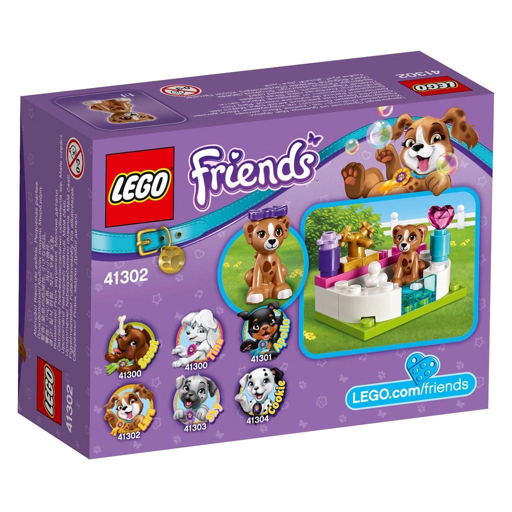 LEGO Friends Puppy Salon (41302)