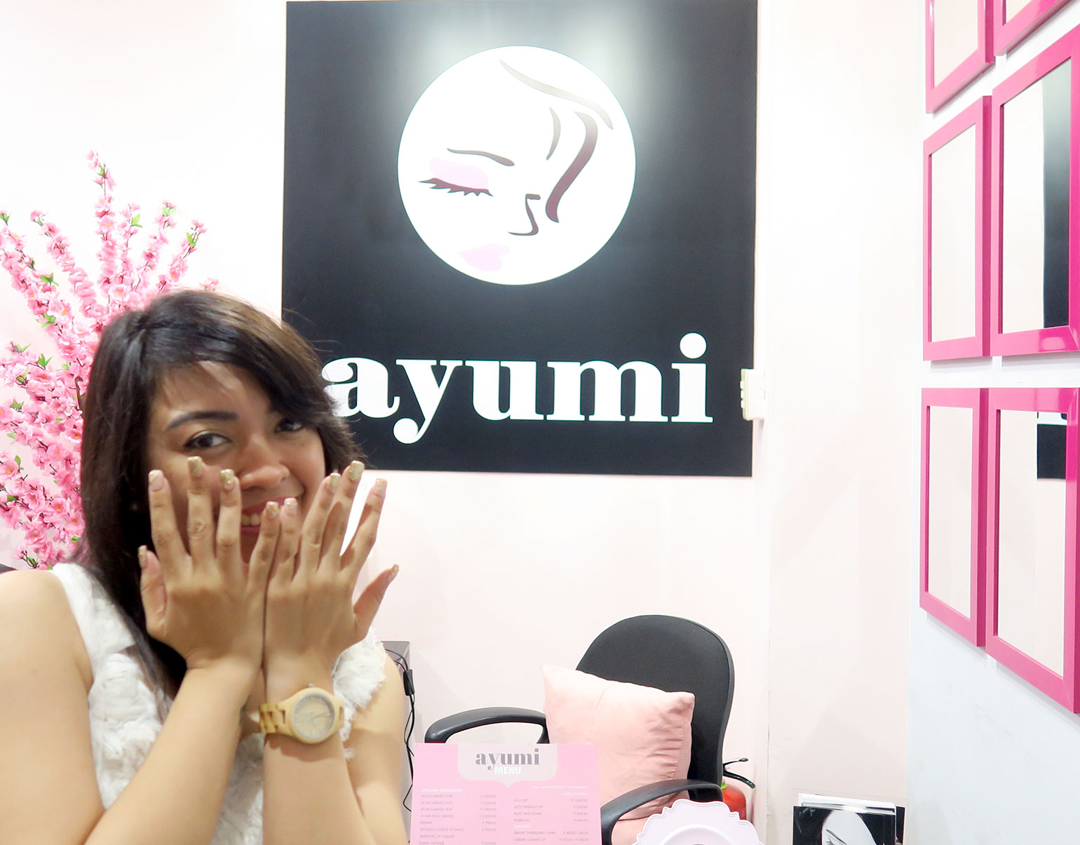 14 Acrylic Nails Review - Nail Art - Ayumi Las Piñas - Gen-zel.com(c)