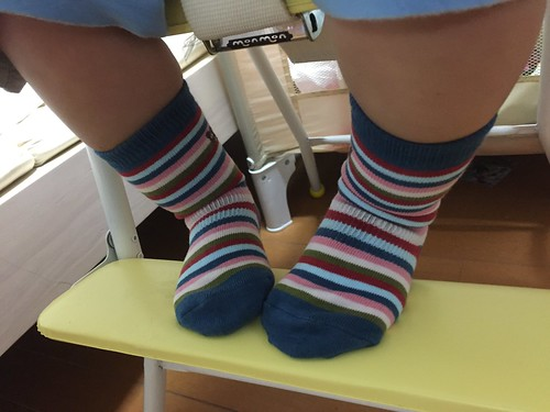 ベルメゾン 子どもの靴下 1歳
