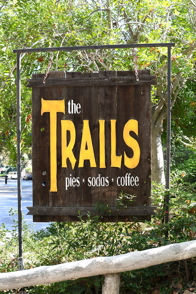 The Trails Cafe - Griffith Park - Los Angele