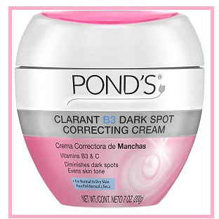 dark spot removal cream for face - POND'S Clarant B3 Dark Spot Correcting Cream