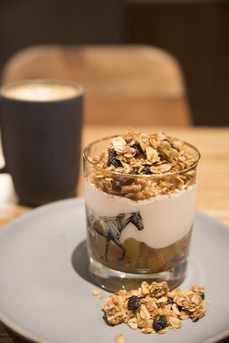 Yogurt Parfait, Mazarine Coffee, San Francico