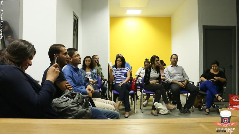 Entrepreneur Café@Tunis | 21th Meeting