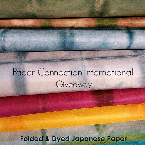 Paper Connection International Itajime Papers