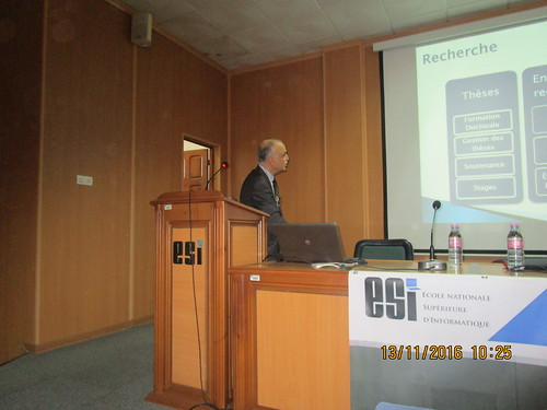 Conférence sur l'intégration des TIC  pour l'enseignement