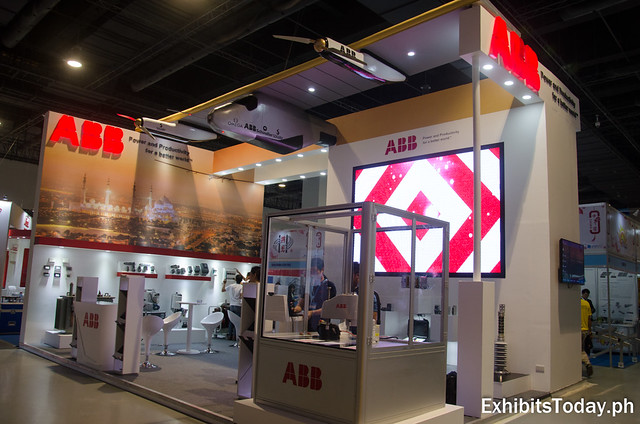 ABB Philippines Trade Show Display