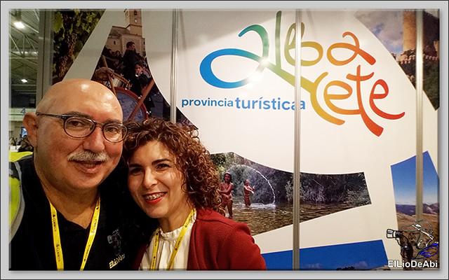 Castilla y León Travel Bloggers se presenta en Intur 2016 (11)