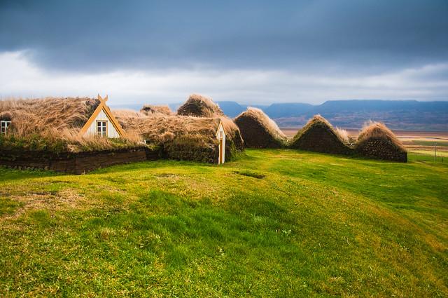 Turf Houses in Glaumbaer
