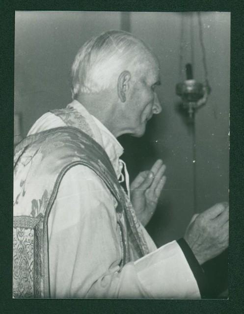 Ks. Jan Zieja (archiwum)