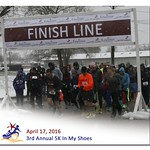 3rd Annual 5K In My Shoes