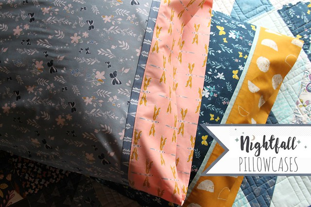 Nightfall Pillowcases