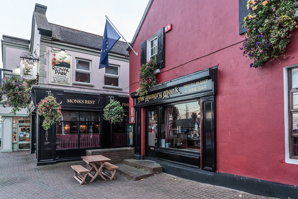 THE HUNGRY MONK IN GREYSTONES [A FAVOURITE OF MINE]-122047