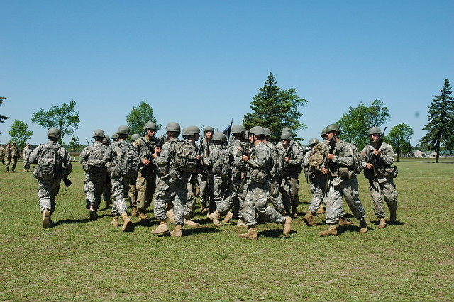 Minnesota Army National Guard Officer Candidate School