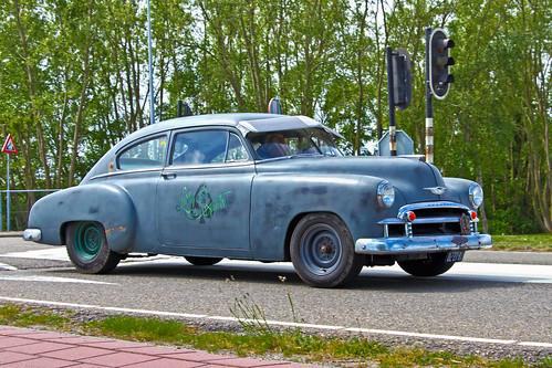 Chevrolet fleetline deluxe 2 door sedan 1950 1227 flickr for 1950 chevy 2 door sedan