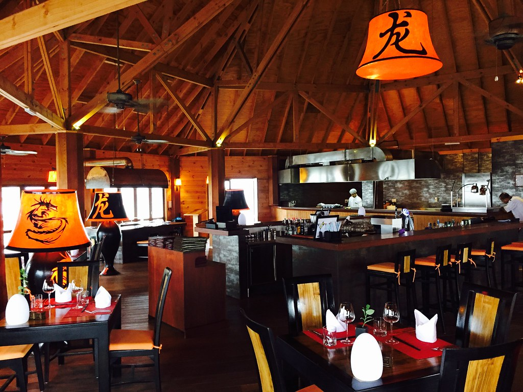 Asian Wok Restaurant is a la carte over-the-water restaurant which specializing in Asian cuisine and Teppanyaki. #maldivesresorts #maldives #Vilamendhoo http://hotels-search.consolidator.travel/Hotel/Vilamendhoo_Island_Resort_Spa.htm