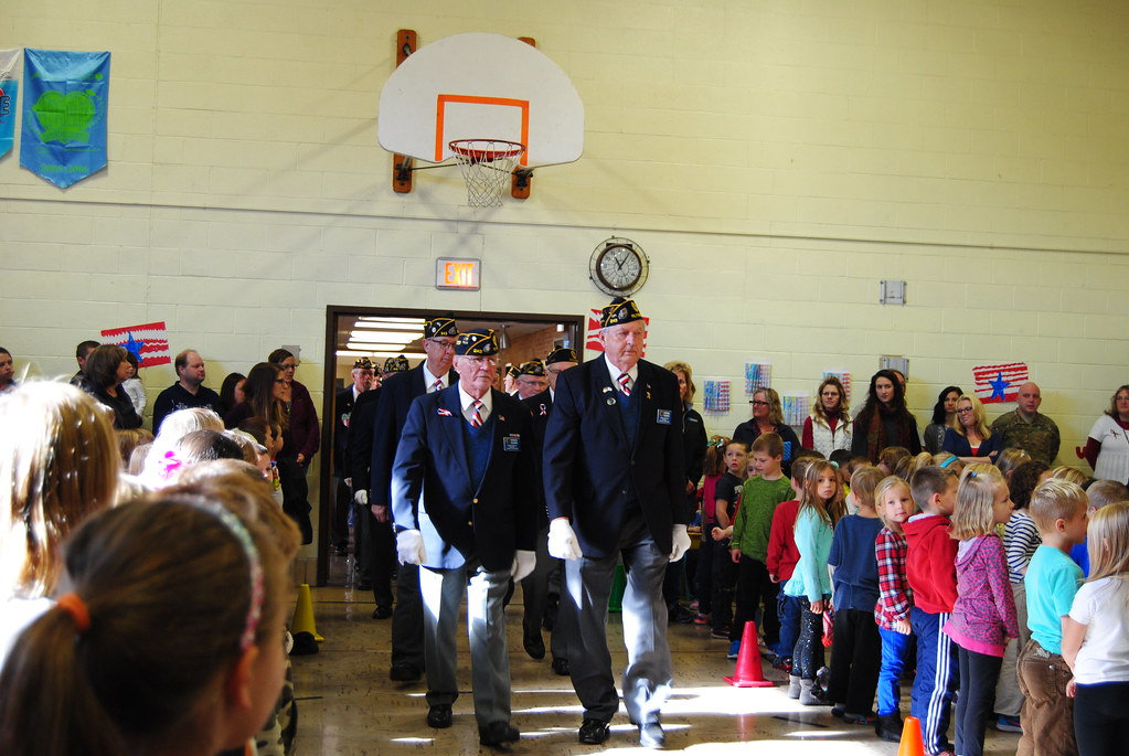 Parkview Veterans Day