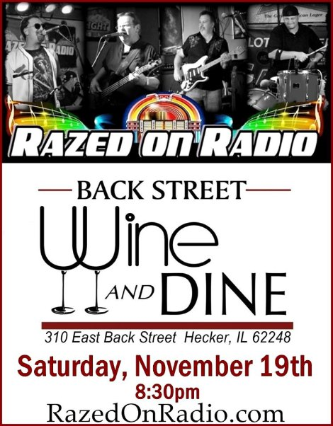 Razed On Radio 11-19-16