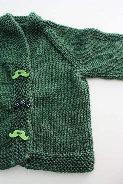 Dapper sweater