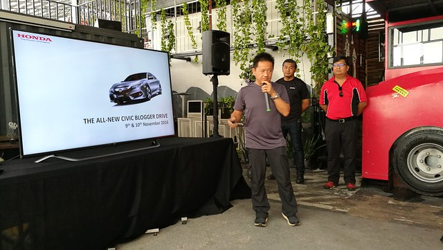 Honda Civic Media Drive